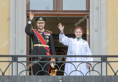 Editorial picture of Princess Ingrid Alexandra confirmation, Oslo, Norway - 31 Aug 2019