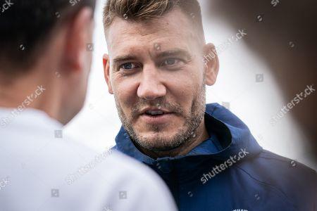 Editorial photo of Nicklas Bendtner joins FC Copenhagen for training session, Denmark - 04 Sep 2019