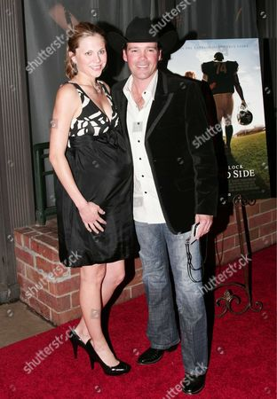Clay Walker and  Jessica Walker
