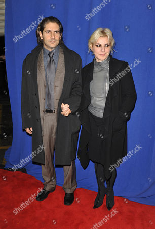 Stock Photo of Michael Imperioli and Victoria Imperioli