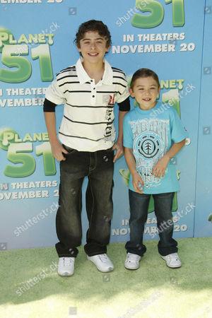 Ryan and Raymond Ochoa