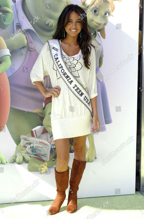 Miss California Teen USA Chelsea Gilligan