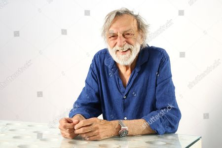 Emergency founder Gino Strada poses for portraits for the film 'Beyond The Beach' at the 76th edition of the Venice Film Festival in Venice, Italy