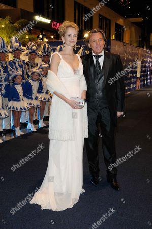Otto Kern and wife Naomi