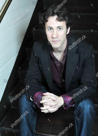 Stock Photo of David Eagleman