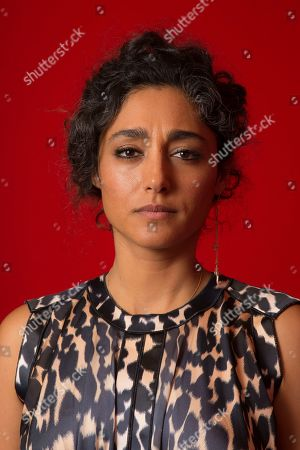 Golshifteh Farahani poses for portraits for the film 'Arab Blues' at the 76th edition of the Venice Film Festival in Venice, Italy