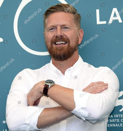 Matthew Michael Carnahan poses at a photocall for 'Mosul' during the 76th annual Venice International Film Festival, in Venice, Italy, 04 September 2019. The movie is presented out of competition at the festival running from 28 August to 07 September.