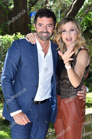 Editorial picture of 'La vita in diretta' TV show photocall, Rome, Italy - 04 Sep 2019