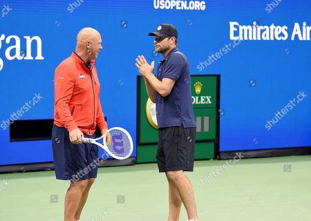 Luke Jensen, Andy Roddick