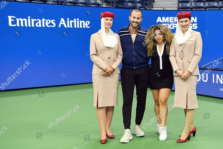 Editorial photo of US Open Tennis Championships, Pro Am, USTA National Tennis Center, Flushing Meadows, New York, USA - 04 Sep 2019