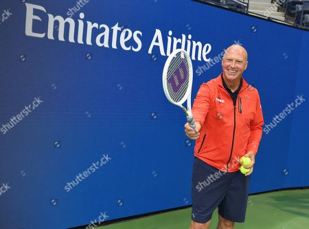 Editorial image of US Open Tennis Championships, Pro Am, USTA National Tennis Center, Flushing Meadows, New York, USA - 04 Sep 2019