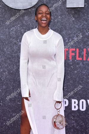 Editorial picture of 'Top Boy' TV Show premiere, London, UK - 04 Sep 2019