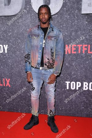 Editorial image of 'Top Boy' TV Show premiere, London, UK - 04 Sep 2019