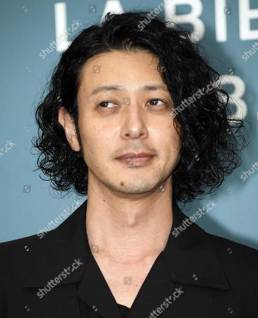 Joe Odagiri poses at a photocall for 'Lan Xin Da Ju Yuan(Saturday Fiction) ' during the 76th annual Venice International Film Festival, in Venice, Italy, 04 September 2019. The movie is presented in the official competition 'Venezia 76' at the festival running from 28 August to 07 September.