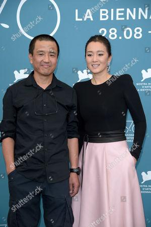 Gong Li and Lou Ye