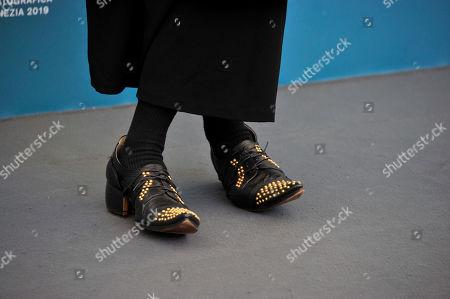 Joe Odagiri - shoe detail