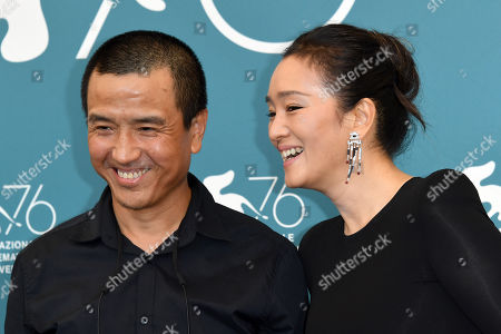 Lou Ye and Gong Li