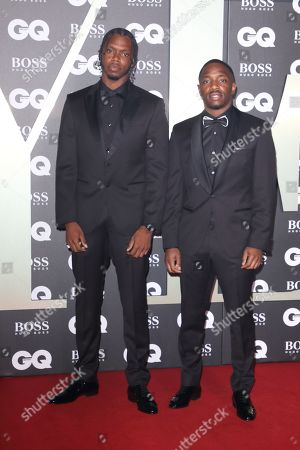 Stock Picture of Krept and Konan