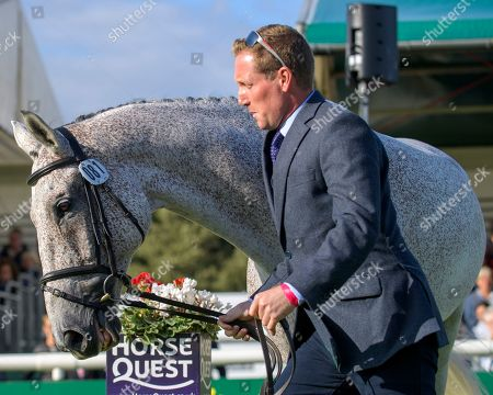 Editorial picture of The Land Rover Burghley Horse Trials, - 04 Sep 2019