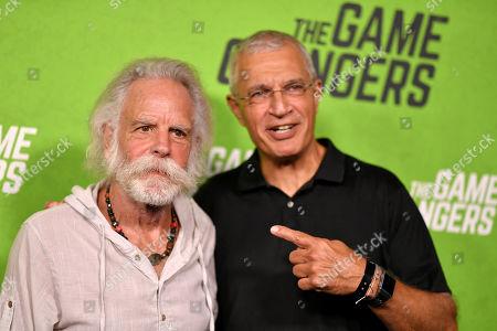 Bob Weir and Louie Psihoyos