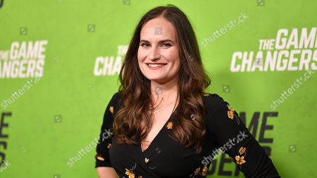 Editorial photo of 'The Game Changers' film premiere, Arrivals, ArcLight Cinemas, Los Angeles, USA - 04 Sep 2019