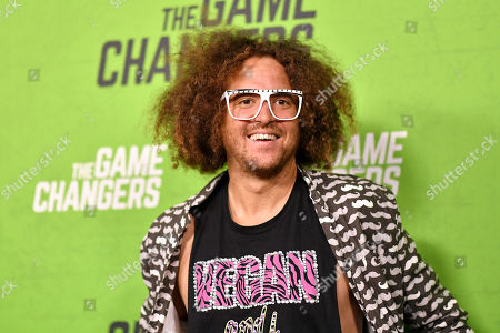 Editorial image of 'The Game Changers' film premiere, Arrivals, ArcLight Cinemas, Los Angeles, USA - 04 Sep 2019