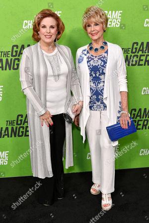 Kat Kramer and Karen Sharpe-Kramer