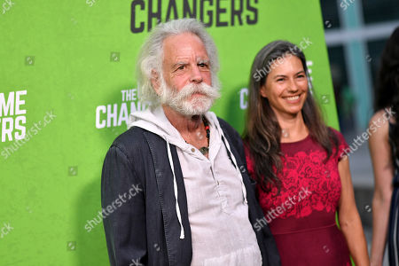 Bob Weir and Natascha Munter