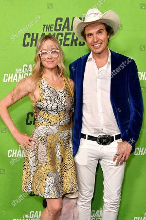 Christiana Wyly and Kimbal Musk