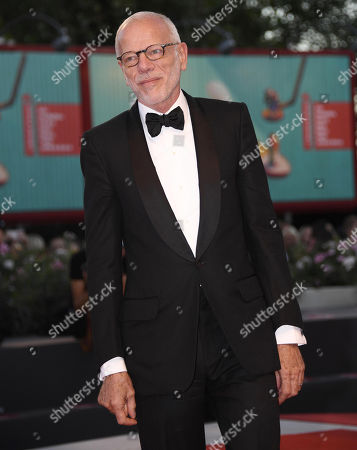 Pascal Greggory arrives for the premiere of 'Lan Xin Da Ju Yuan (Saturday Fiction)' during the 76th annual Venice International Film Festival, in Venice, Italy, 04 September 2019. The movie is presented in the official competition 'Venezia 76' at the festival running from 28 August to 07 September.ORATI