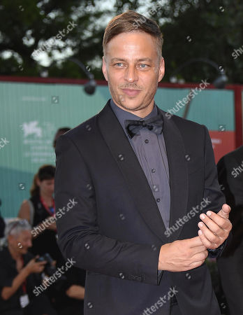 Tom Wlaschiha arrives for the premiere of 'Lan Xin Da Ju Yuan (Saturday Fiction)' during the 76th annual Venice International Film Festival, in Venice, Italy, 04 September 2019. The movie is presented in the official competition 'Venezia 76' at the festival running from 28 August to 07 September.ORATI