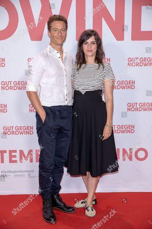 Editorial picture of Gut gegen Nordwind film screening in Berlin, Germany - 04 Sep 2019