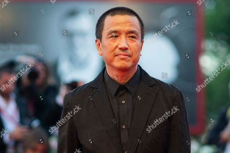 Editorial photo of Film Festival 2019 Saturday Fiction Red Carpet, Venice, Italy - 04 Sep 2019