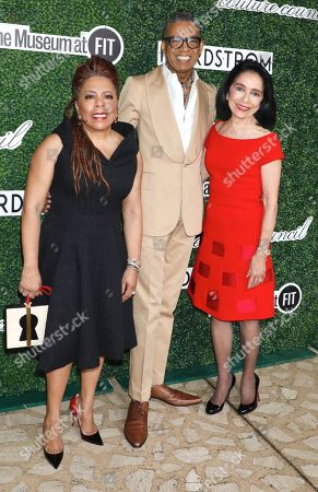 Valerie Simpson, B. Michael and Dr. Joyce F. Brown