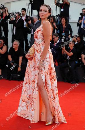 Editorial picture of 'Saturday Fiction' premiere, 76th Venice Film Festival, Italy - 04 Sep 2019