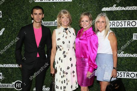 Editorial image of Couture Council Award Luncheon, Arrivals, New York Fashion Week, USA - 04 Sep 2019