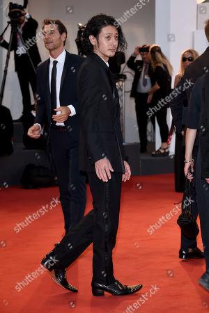 Editorial photo of 'Saturday Fiction' premiere, 76th Venice Film Festival, Italy - 04 Sep 2019