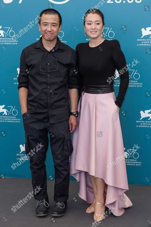 Editorial picture of 'Saturday Fiction' photocall, 76th Venice Film Festival, Italy - 04 Sep 2019