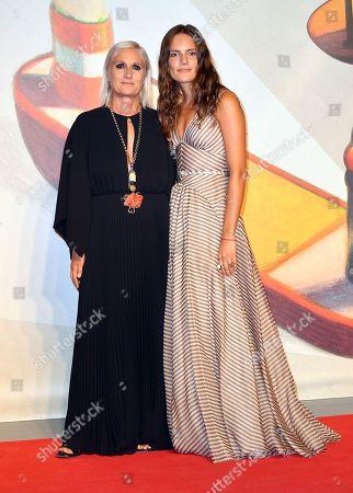 Editorial picture of 'Chiara Ferragni - Unposted' premiere, 76th Venice Film Festival, Italy - 04 Sep 2019