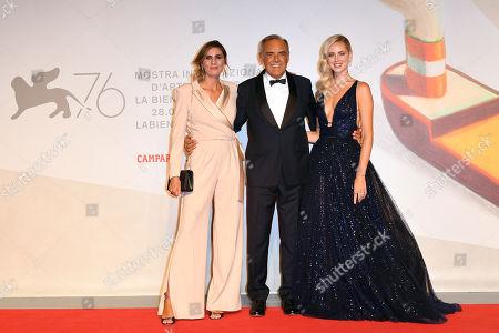 Editorial image of 'Chiara Ferragni - Unposted' premiere, 76th Venice Film Festival, Italy - 04 Sep 2019