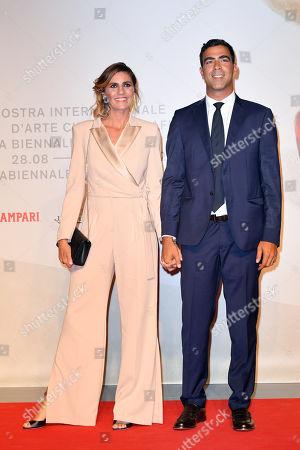 Editorial photo of 'Chiara Ferragni - Unposted' premiere, 76th Venice Film Festival, Italy - 04 Sep 2019