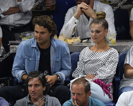 Editorial photo of US Open Tennis Championships, Day 10, USTA National Tennis Center, Flushing Meadows, New York, USA - 04 Sep 2019