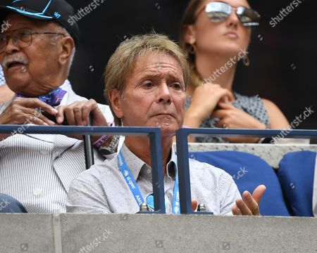 Stock Image of Sir Cliff Richard
