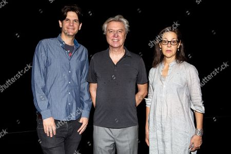 Editorial image of 'David Byrne's American Utopia' Broadway Press Meet and Greet, New York, USA - 03 Sep 2019