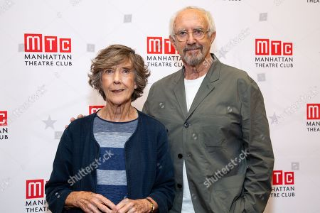 Editorial photo of 'The Height of the Storm!' play, cast meet and greet, New York, USA - 03 Sep 2019