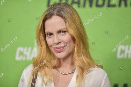 """Kristin Bauer van Straten attends the LA premiere of """"The Game Changers"""" at ArcLight Cinemas Hollywood, in Los Angeles"""