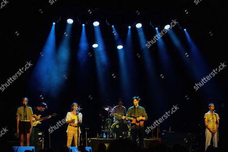 Editorial photo of Deerhunter in Concert - , Atlanta, USA - 04 Sep 2019