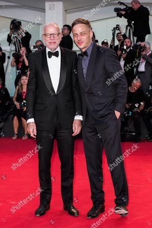Pascal Greggory and Tom Wlaschiha