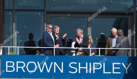 Stephen Fry applauds