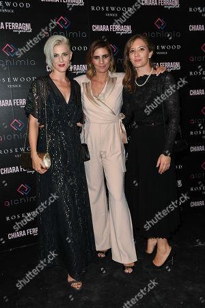 Stock Picture of Irene Vecchio, Elisa Amoruso, Martina Cocco